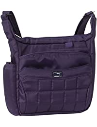 Lug Flutter Mini Cross-body Bag, Brushed Concord Cross Body Bag