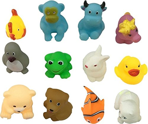 Vibgyor Vibes Toys™ for Baby/Toddler/Infant/Child (Mixed Colors)(Pack Of 12)