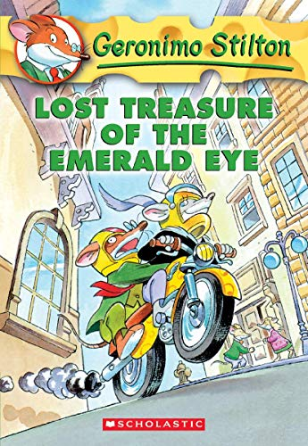 The Lost Treasure of the Emerald Eye (Geronimo Stilton) por Geronimo Stilton