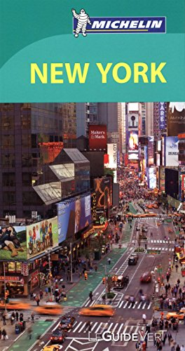 Guide Vert New York Michelin