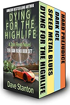 The Dan Reno Hard-Boiled Crime Series Box Set - Books 2-5: Private Detective Noir Mystery Series by [Stanton, Dave]