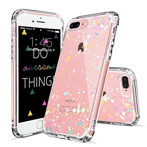 Mix Design Case for iPhone 7 Plus iPhone 8 Plus Confetti