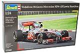 Revell McLaren Mercedes-Benz Mp4-25 Lewis Hamilton 2010 Formel 1 F 07096 7096 Bausatz Kit 1/24 Modellauto Modell Auto