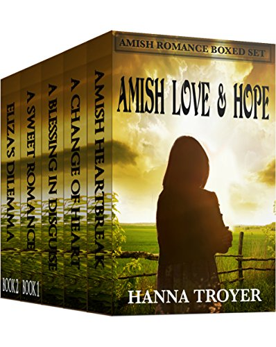 Amish Love Hope Amish Romance Box Set