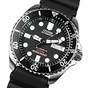 citizen men 39 s eco drive divers watch ny230009e amazon. Black Bedroom Furniture Sets. Home Design Ideas