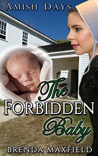 Amish Romance The Forbidden Baby A Hollybrook Amish Romance Short Story Annie S Story Book 1