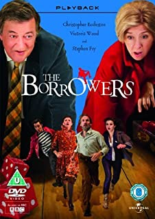 The Borrowers [Regions 2 & 4] by Christopher Eccleston