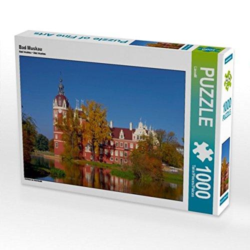 Bad Muskau 1000 Teile Puzzle quer