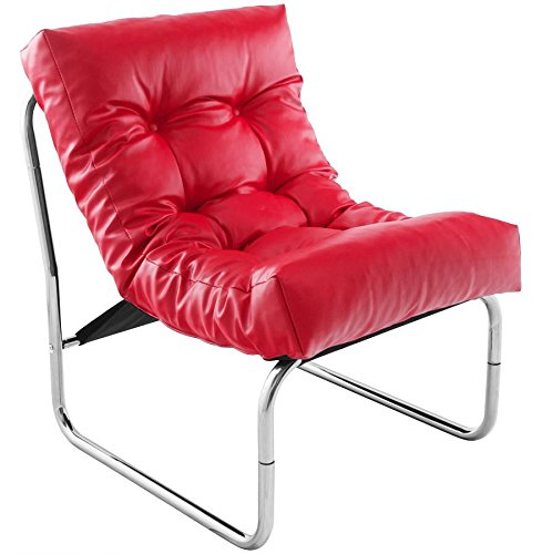 Kokoon Loungesessel Boudoir Farbe (Bezug): Rot