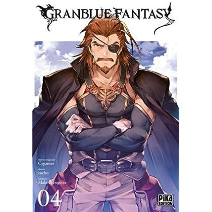 Granblue Fantasy T04