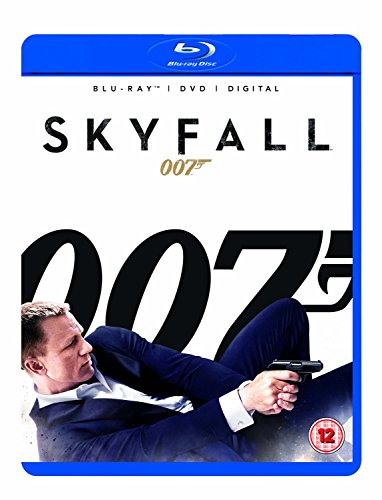 James Bond 007 - Skyfall [Blu-Ray] (IMPORT) (Keine deutsche Version)