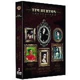 Tim Burton Collection - Coffret - Sweeney Todd + Charlie et la chocolaterie + Les noces funèbres