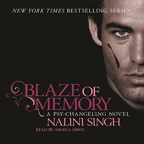 Blaze of Memory: Psy-Changeling, Book 7 Blaze Audio