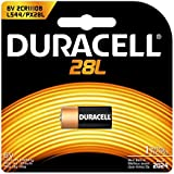 Duracell Px28lbpk 6 Volt 28l Photo Lithium Battery