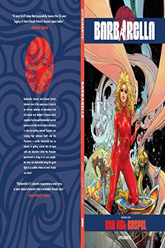 Barbarella Vol. 1 por Mike Carey