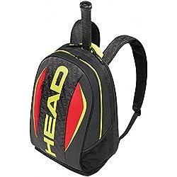 Head Extreme - Bolsa para raquetas, color negro / rojo