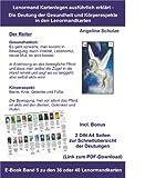 Kartenlegen ausführlich erklärt – Die Deutung der Gesundheit und Körperaspekte in den Lenormandkarten: E-Book Band 5 zu den 36 oder 40 Lenormandkarten ... – Weitere Deutungen in den Lenormandkarten)