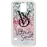 Samsung Galaxy S5 Case Cover White Victoria Secret Pink Custom Cell Phone Case 25P568382