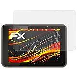 atFolix Schutzfolie kompatibel mit Fujitsu Stylistic V535 Industrial Displayschutzfolie, HD-Entspiegelung FX Folie (2X)