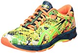 Asics Gel Noosa Tri 11, Zapatillas para Hombre, Multicolor (Flash Yellow/Green Gecko/Ocean Depth), 41 1/2 EU