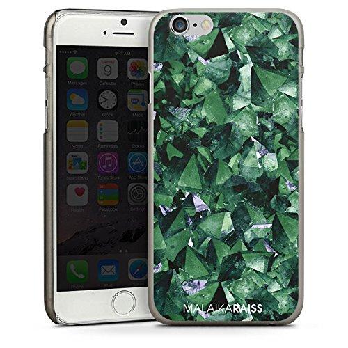 Apple iPhone 5s Housse Étui Protection Coque Cristal Motif Motif CasDur anthracite clair