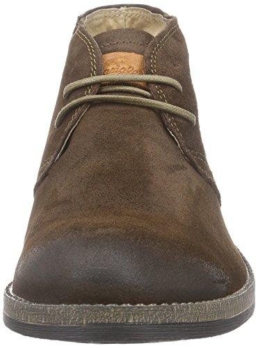 Wrangler Stone Desert, Desert boots homme Marron (30 Dk.brown)