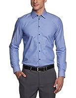 Strellson Premium Herren Businesshemd Slim Fit 11002597 Quentin-C