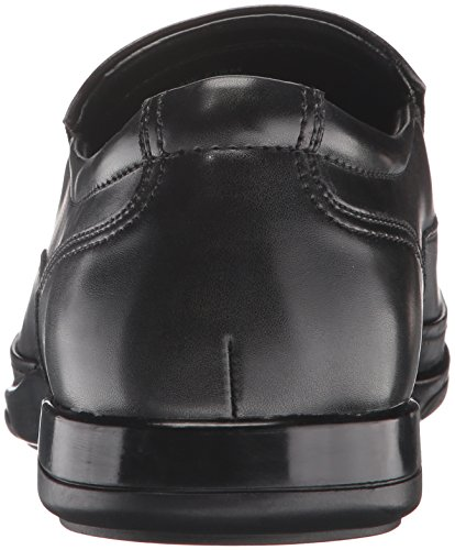 Kenneth Cole Reaction Law-Firm Cuir Mocassin Black