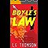 Boyle's Law (A Charlie Boyle Thriller Book 1)
