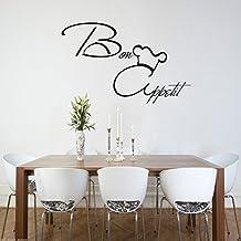 Amazon.it: stencil per pareti cucina - Wall Smart Designs