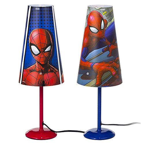Lampe de chevet Disney Marvel Spiderman - 40 cm