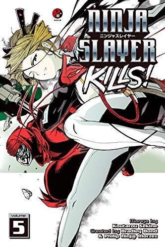Ninja Slayer Kills Vol. 5 (English Edition) eBook: Koutarou ...