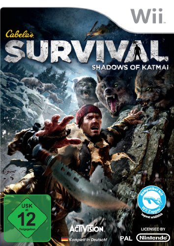 Top-shot-elite-wii (Cabela's Survival: Shadows of Katmai - [Nintendo Wii])