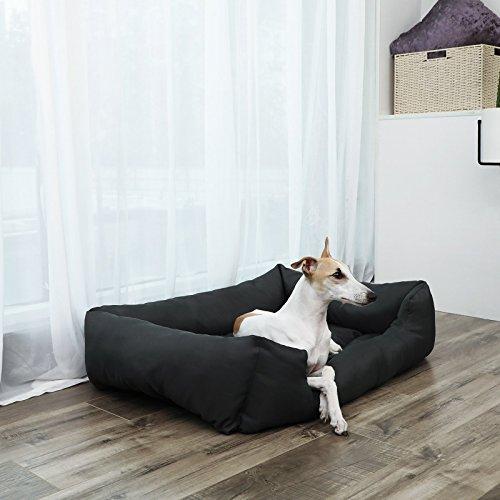 ! SONGMICS XXL Cuccia cuscini per cani Divano Letto per Cane gatto Pet Animali 120 x 85 cm PGW30H lista dei prezzi