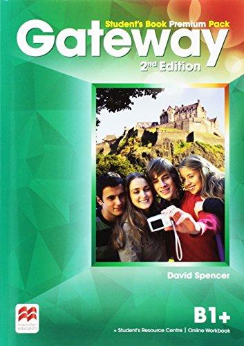 Gateway. B1+. Student's book-Workbook-Webcode. Con espansiuone online. Per le Scuole superiori. Con e-book