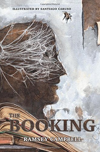 The Booking by Ramsey Campbell (2016-02-11)