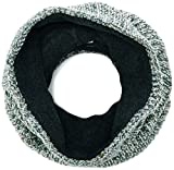Buff Multifunktionstuch Neckwarmer Knitted Polar Fleece LUC, Mehrfarbig, One size, 101811.00