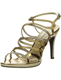 Vista Damen Sandaletten bronze
