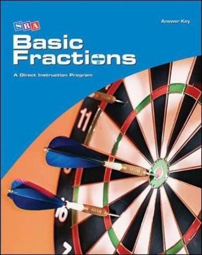 Corrective Mathematics Basic Fractions, Additional Answer Key (MATH MODULES-BASIC FRACTIONS)