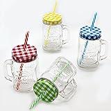 Bada Bing 4er Set Vintage Trinkglas