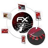 atFolix Schutzfolie passend für Allview A9 Plus Folie, entspiegelnde & Flexible FX Bildschirmschutzfolie (3X)