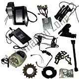 #10: Electric 24V 250W E-Bicycle Project kit (Black)
