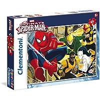Clementoni - Puzzle Ultimate Spiderman, 60 piezas (268870)