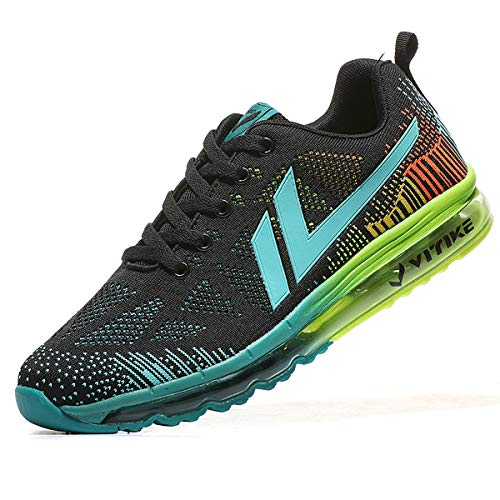 54e45de2 Zapatillas Deporte Hombre Zapatos para Correr Athletic Cordones Air Cushion  Running Sports Sneakers