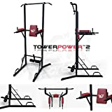 weider power tower chaise romaine sports et loisirs. Black Bedroom Furniture Sets. Home Design Ideas