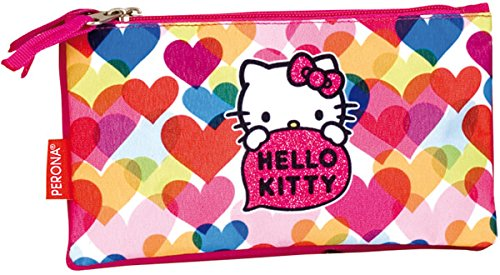 Hello Kitty 52132 – Portatodo triple