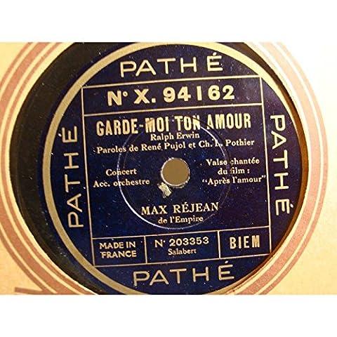 Max Mon Amour - JEAN PLANEL la chanson de mon coeur