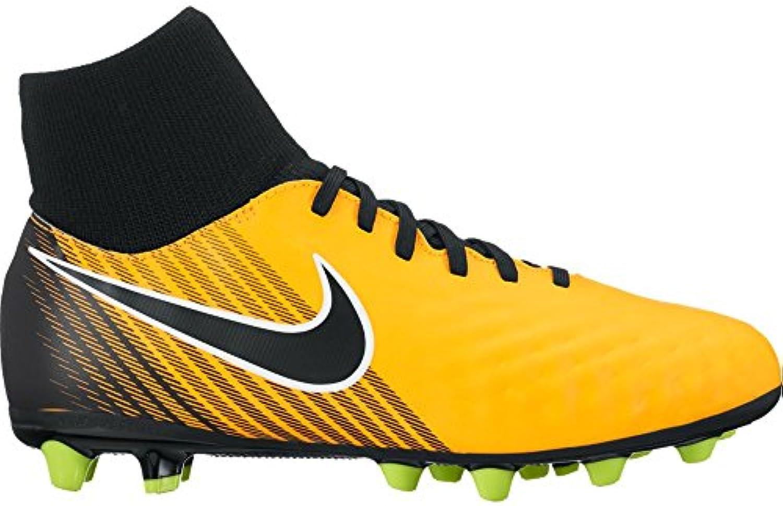 les nike garçons noirs de nike les football laser orange adc453