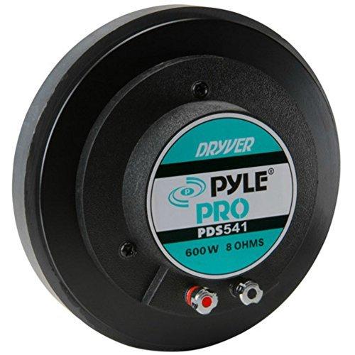 DRIVER A COMPRESSIONE TWEETER PYLE PDS541 PDS 541 CON MAGNETE DA 300 WATT RMS E 600 WATT MAX CON ATTACCO DA 1