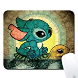 Onelee Disney rectangle en caoutchouc antidérapant Tapis de souris gaming mouse pad...